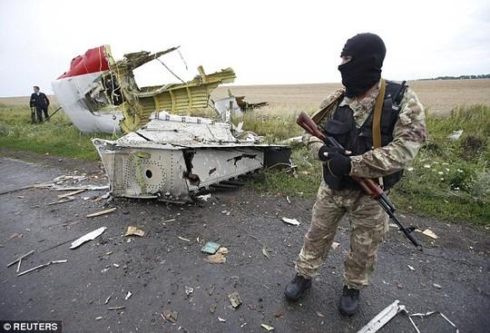 Đài BBC: Chiến đấu cơ Ukraine hạ MH17 ảnh 1
