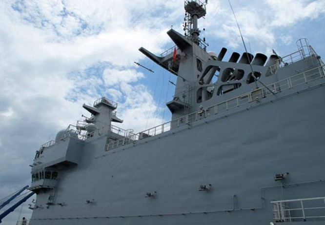 """Sau khu trục hạm Nhật Bản, Pháp điều chiến hạm """"sấm sét"""" tới cảng Cam Ranh ảnh 10"""