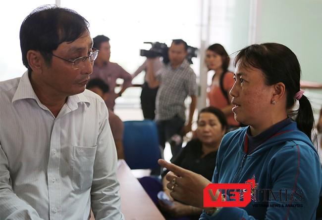 Theo ông Nguyễn Đỗ Tám, Phó Giám đốc Sở NN và PTNT, ngư dân và tiểu thương phải cam kết chất lượng thủy hải sản do mình đánh bắt và kinh doanh