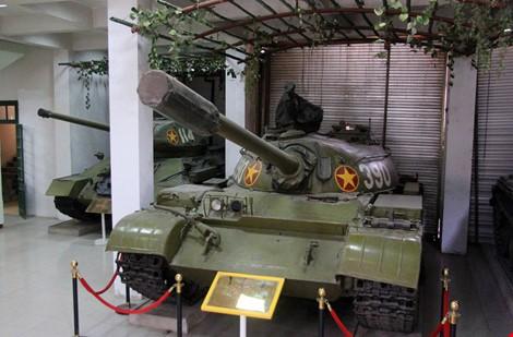 Hai chiếc xe tăng đầu tiên tiến vào Dinh Độc Lập giờ ra sao? ảnh 3