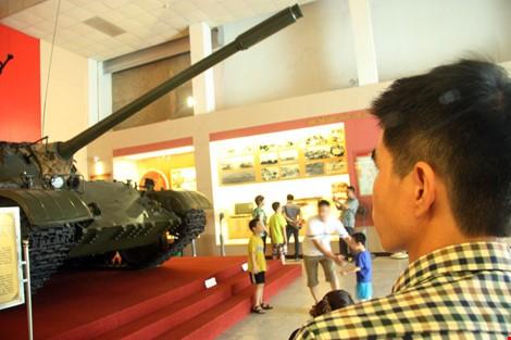 Hai chiếc xe tăng đầu tiên tiến vào Dinh Độc Lập giờ ra sao? ảnh 15