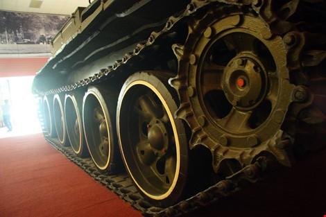 Hai chiếc xe tăng đầu tiên tiến vào Dinh Độc Lập giờ ra sao? ảnh 6