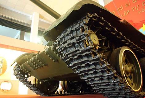 Hai chiếc xe tăng đầu tiên tiến vào Dinh Độc Lập giờ ra sao? ảnh 7