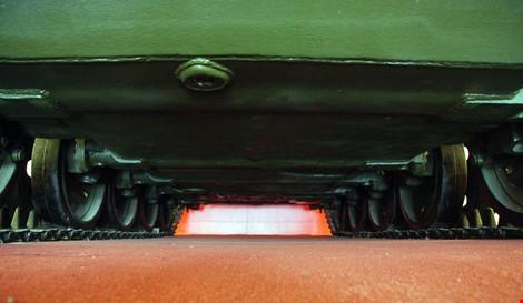 Hai chiếc xe tăng đầu tiên tiến vào Dinh Độc Lập giờ ra sao? ảnh 8