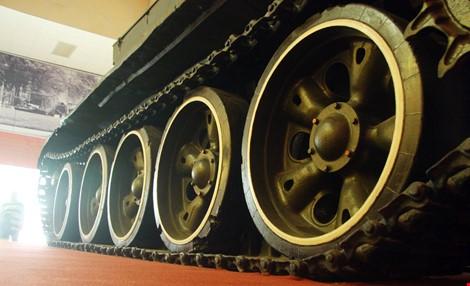 Hai chiếc xe tăng đầu tiên tiến vào Dinh Độc Lập giờ ra sao? ảnh 9