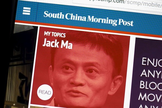Những thương vụ tỷ đô của ông chủ Alibaba ảnh 1