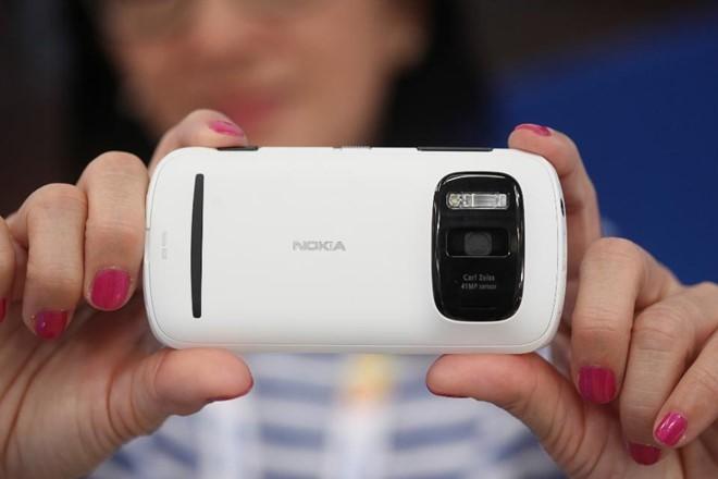 Tin đồn Samsung phát triển cảm biến camera khổng lồ ảnh 1