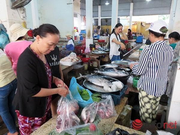 Sáng nay 3/5, cá biển sạch bắt đầu được bán ở các chợ Đà Nẵng ảnh 3