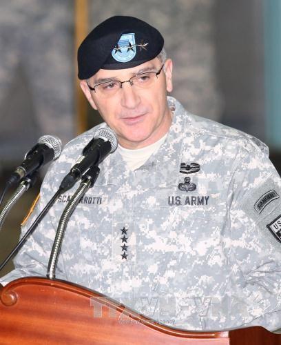 Tướng 4 sao Mỹ trở thành tân Tư lệnh Tối cao NATO ảnh 1