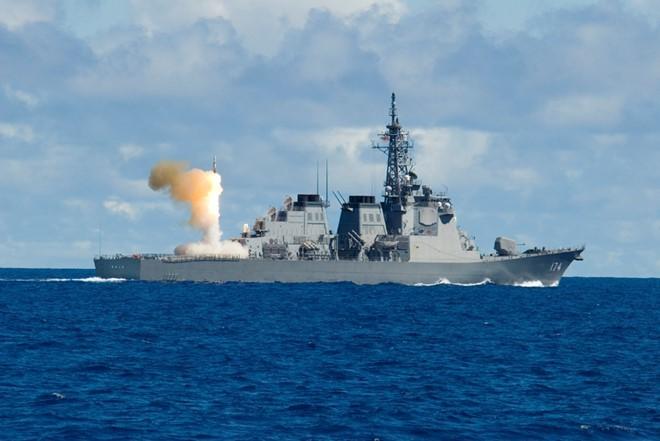 Nhật lắp radar, xây dựng lá chắn tên lửa đối phó Trung Quốc ảnh 1
