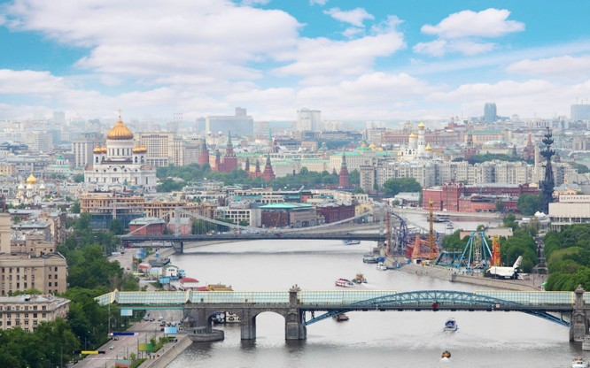 Chuyến du hành đến miền cổ tích – khám phá nước Nga ảnh 1