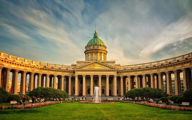 Chuyến du hành đến miền cổ tích – khám phá nước Nga ảnh 2