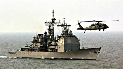 Cảnh sát biển ở Biển Đông có nguy cơ đụng độ vì thiếu qui tắc ứng xử ảnh 2