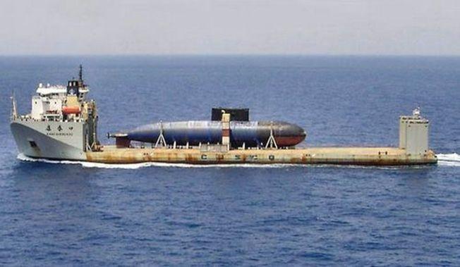 Trung Quốc ra mắt tàu vận chuyển tăng phạm vi tác chiến biển ảnh 1