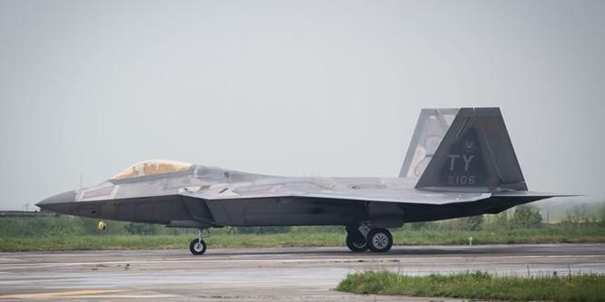 Mỹ thử nghiệm chương trình triển khai tốc hành F-22 đối phó Nga, Trung Quốc ảnh 3