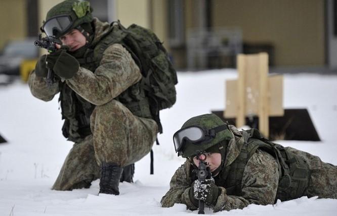 'Chiến binh', quân phục thông minh của lính Nga ảnh 2