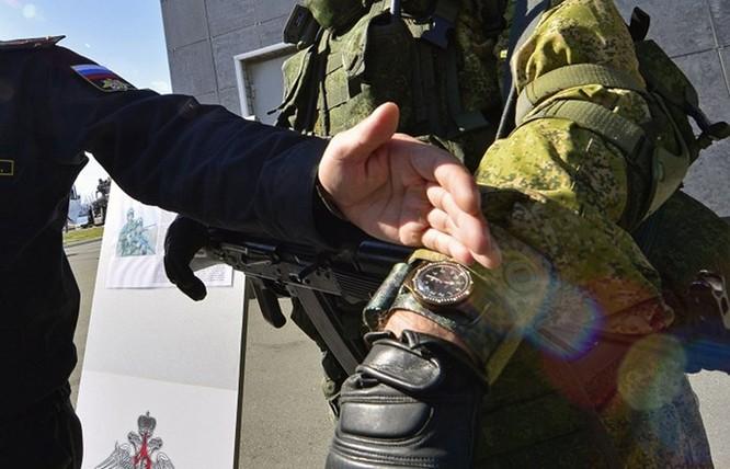 'Chiến binh', quân phục thông minh của lính Nga ảnh 5