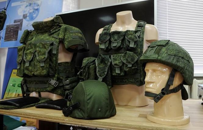 'Chiến binh', quân phục thông minh của lính Nga ảnh 3