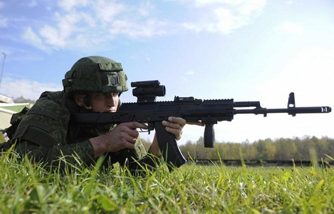 'Chiến binh', quân phục thông minh của lính Nga ảnh 6