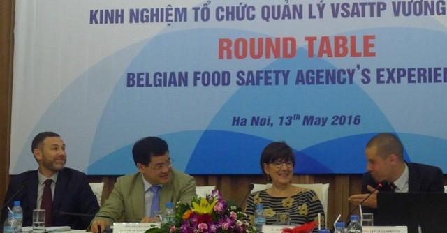 Kiểm soát vệ sinh thực phẩm: Bỉ chỉ có 1 cơ quan, Việt Nam cần ít nhất 5 Bộ! ảnh 1