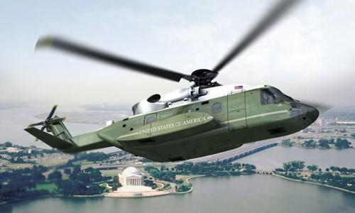 Boeing hạng nặng chở trực thăng, ôtô của Tổng thống Mỹ đến Việt Nam ảnh 1