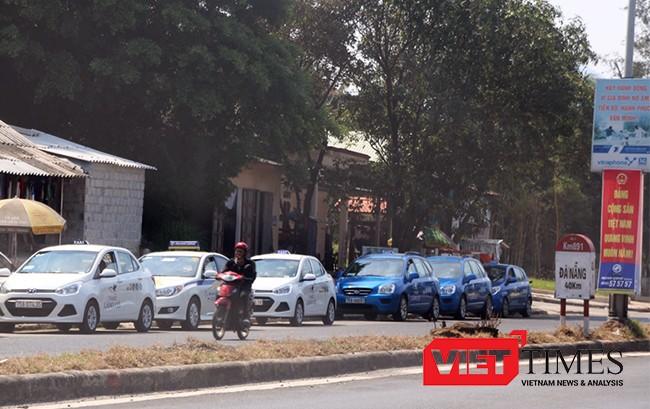Hàng loạt các doanh nghiệp taxi tại Thị trấn Lăng Cô sẽ bị ảnh hưởng nghiêm trọng