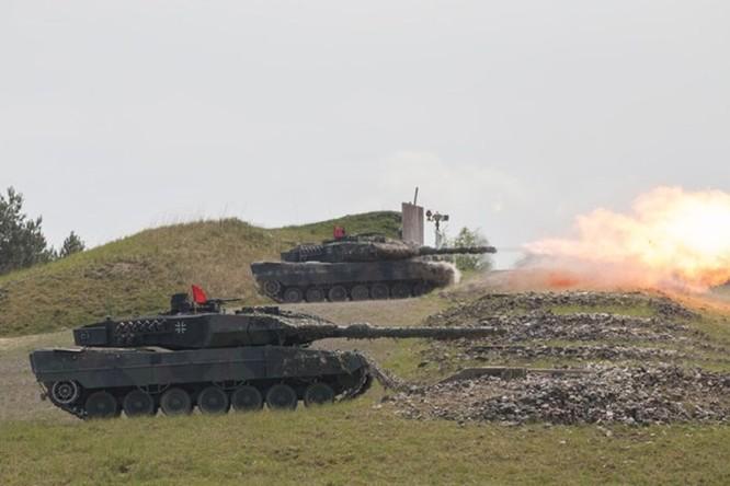 Video Thi đấu xe tăng NATO, đội Mỹ trắng tay ảnh 1