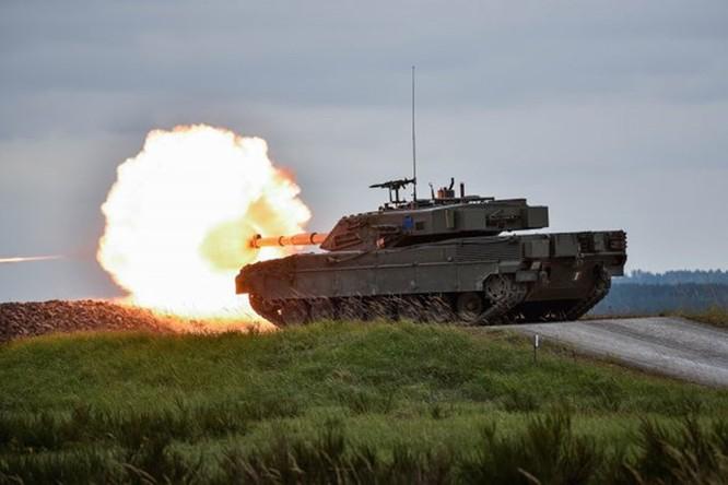 Video Thi đấu xe tăng NATO, đội Mỹ trắng tay ảnh 2