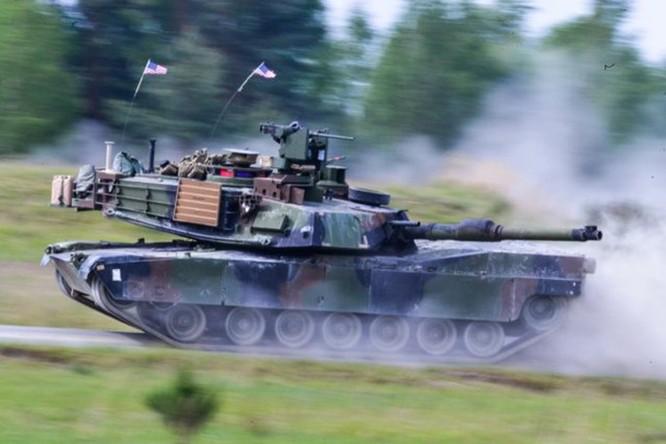 Video Thi đấu xe tăng NATO, đội Mỹ trắng tay ảnh 3