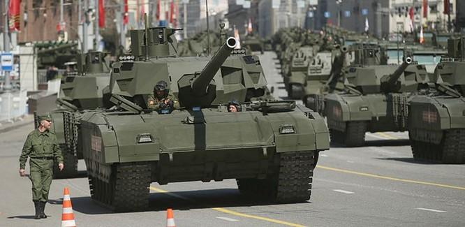 Video Thi đấu xe tăng NATO, đội Mỹ trắng tay ảnh 5