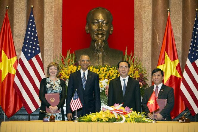 GE ký kết phát triển 1.000 MW điện gió tại Việt Nam ảnh 1