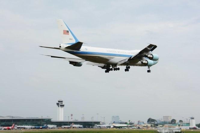 Sài Gòn nồng nhiệt chào đón Tổng thống Obama ảnh 12