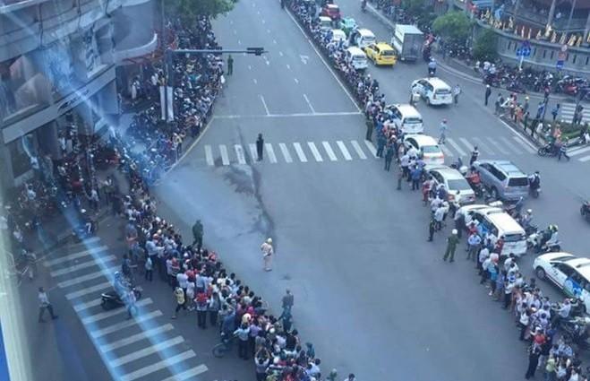 Sài Gòn nồng nhiệt chào đón Tổng thống Obama ảnh 11