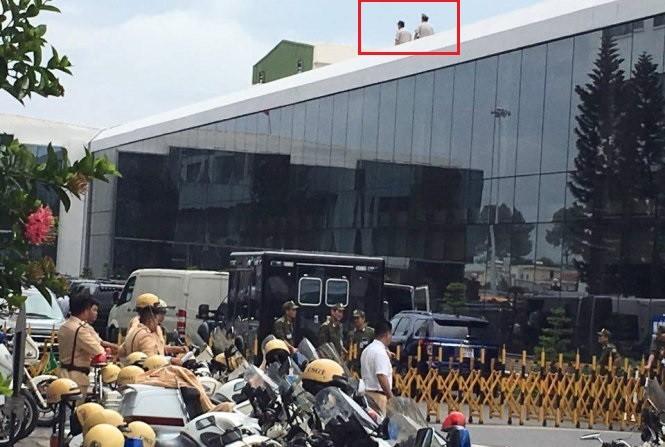 Sài Gòn nồng nhiệt chào đón Tổng thống Obama ảnh 15