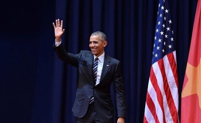"""Ông Obama: """"Sông núi nước Nam vua Nam ở"""" ảnh 1"""