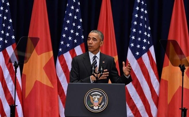 """Ông Obama: """"Sông núi nước Nam vua Nam ở"""" ảnh 3"""