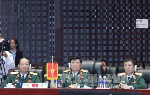 Khai mạc Hội nghị Bộ trưởng Quốc phòng các nước ASEAN thứ 10 ảnh 1