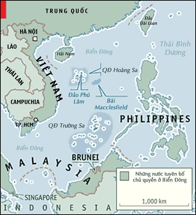 Trung Quốc tiếp tục đưa máy bay không người lái ra đảo Phú Lâm ảnh 1