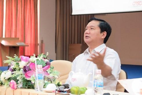 Ông Đinh La Thăng: 'Tớ là Bí thư to nhất thành phố mà cậu có chạy tới đâu?' ảnh 2