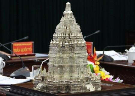 Tỷ phú Xuân Trường chi 10.000 tỷ đồng xây Tháp Phật giáo lớn nhất thế giới tại Thái Nguyên ảnh 1