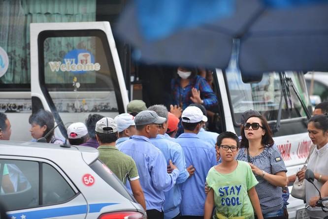 Bến xe khách Lương Yên nhếch nhác trước ngày di dời ảnh 4