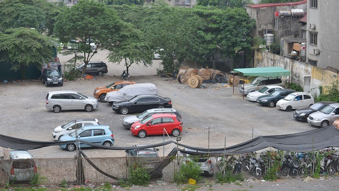 Bến xe khách Lương Yên nhếch nhác trước ngày di dời ảnh 5
