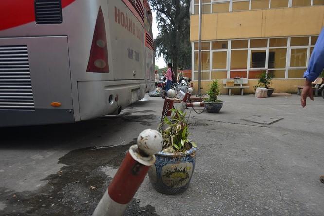 Bến xe khách Lương Yên nhếch nhác trước ngày di dời ảnh 7