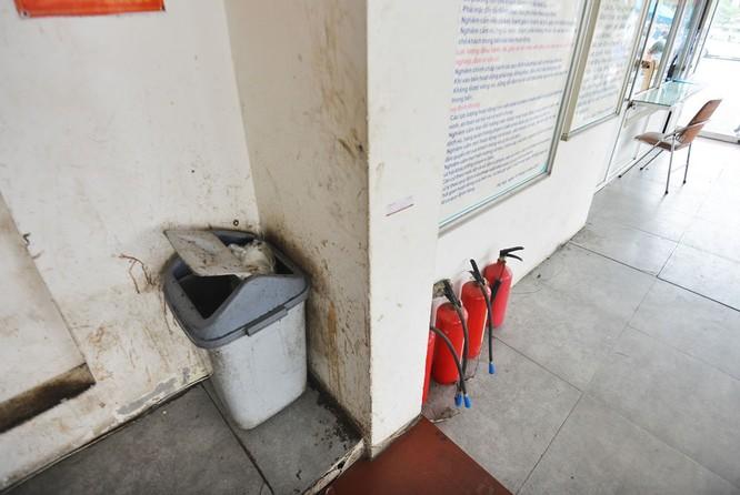 Bến xe khách Lương Yên nhếch nhác trước ngày di dời ảnh 8