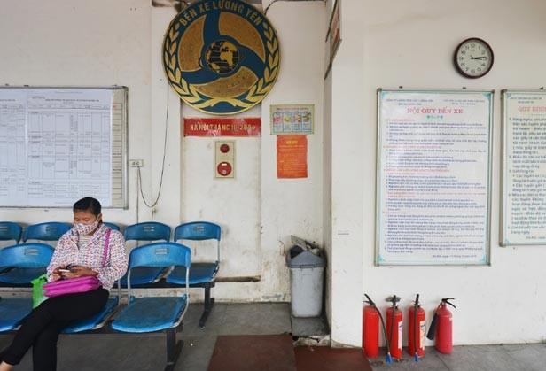 Bến xe khách Lương Yên nhếch nhác trước ngày di dời ảnh 9