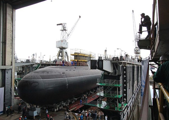 Vì sao Nga vẫn tiếp tục chế tạo tàu ngầm Kilo? ảnh 2