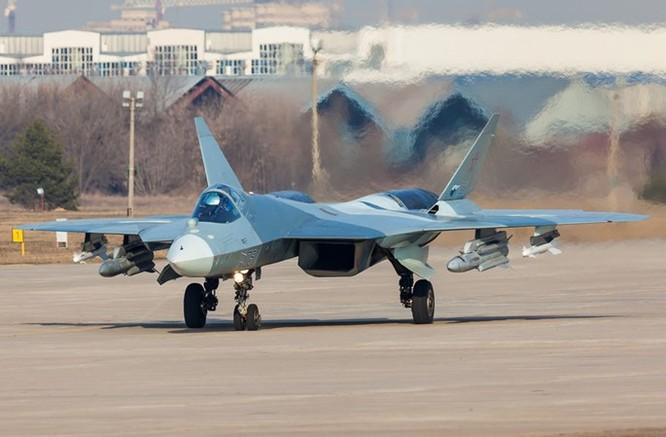 Nga lần đầu đưa tiêm kích tàng hình PAK FA tới Crimea ảnh 2