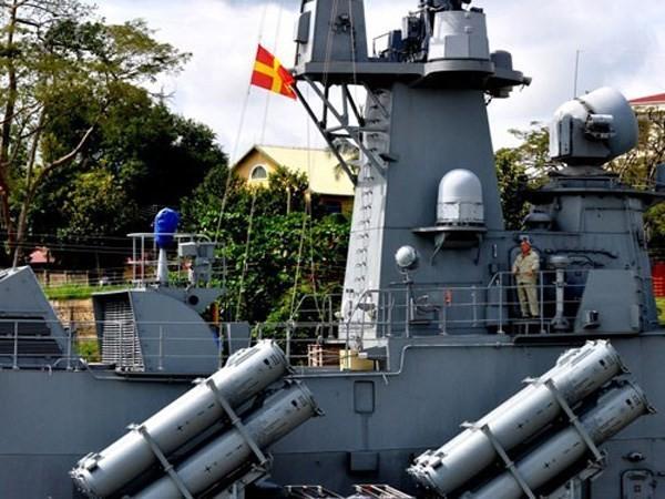 Video tên lửa diệt hạm Harpoon của Mỹ nâng tầm bắn sau 45 năm ảnh 4