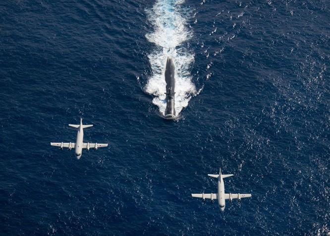 Video bay trên máy bay tuần biển và săn ngầm P-3 Orion Việt Nam sắp mua ảnh 3