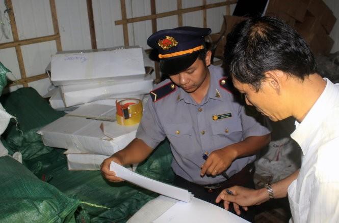 Tranh cãi về chuẩn phenol trong vụ cá nục nhiễm độc ảnh 1